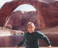 Rainbow Bridge - Utah
